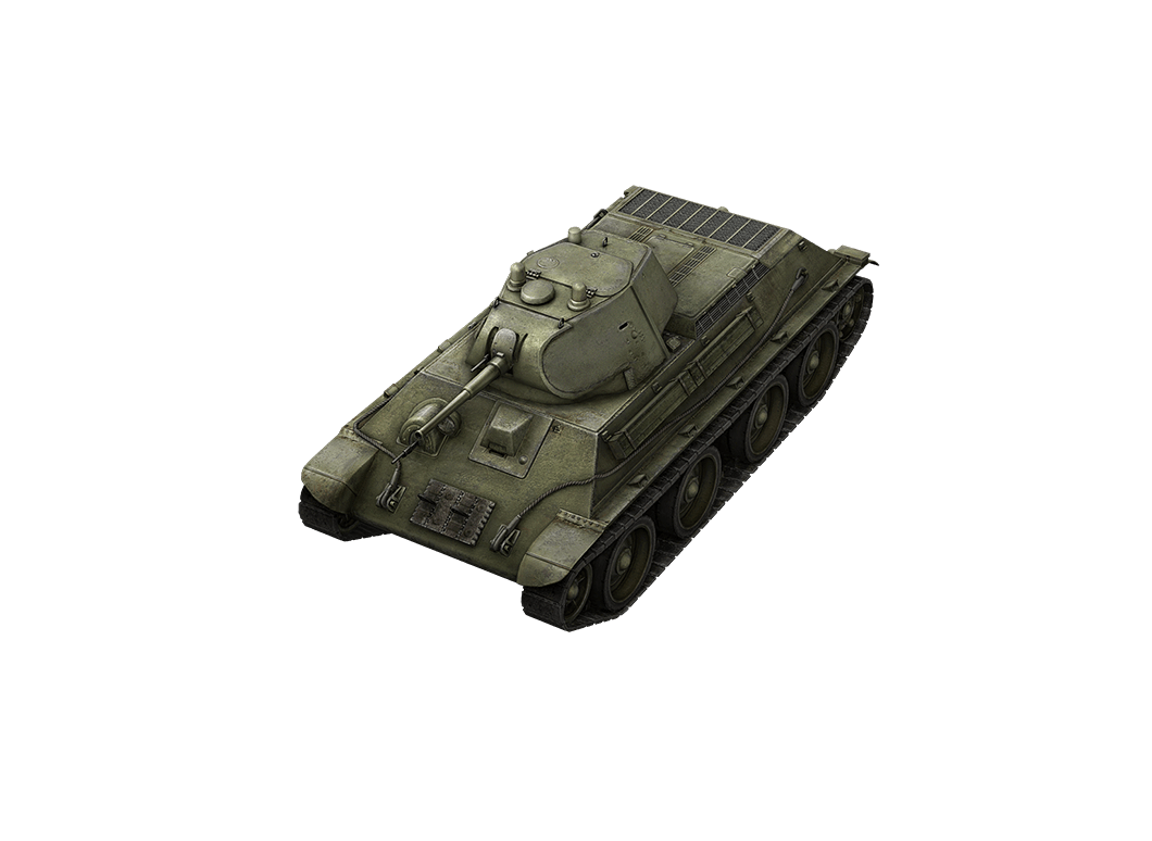 А-20 в World of Tanks Blitz