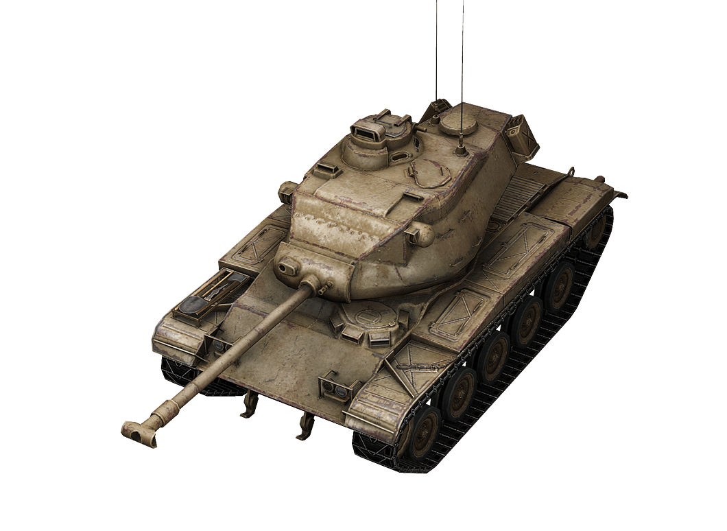 T49 в World of Tanks Blitz