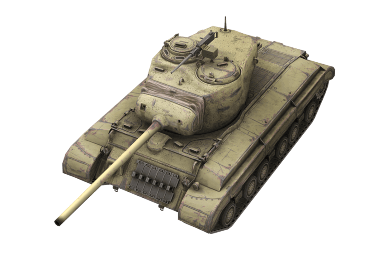 T25 Pilot Number 1 в World of Tanks Blitz