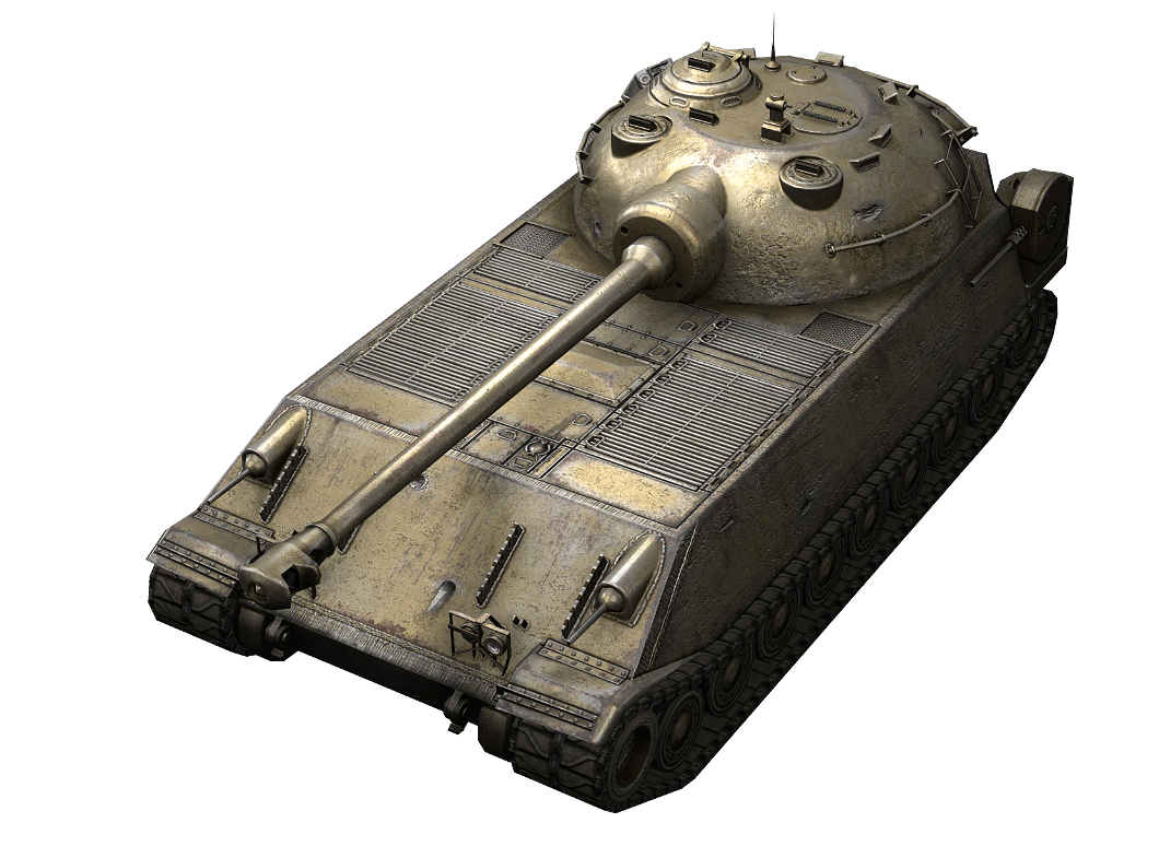 Chrysler K в World of Tanks Blitz