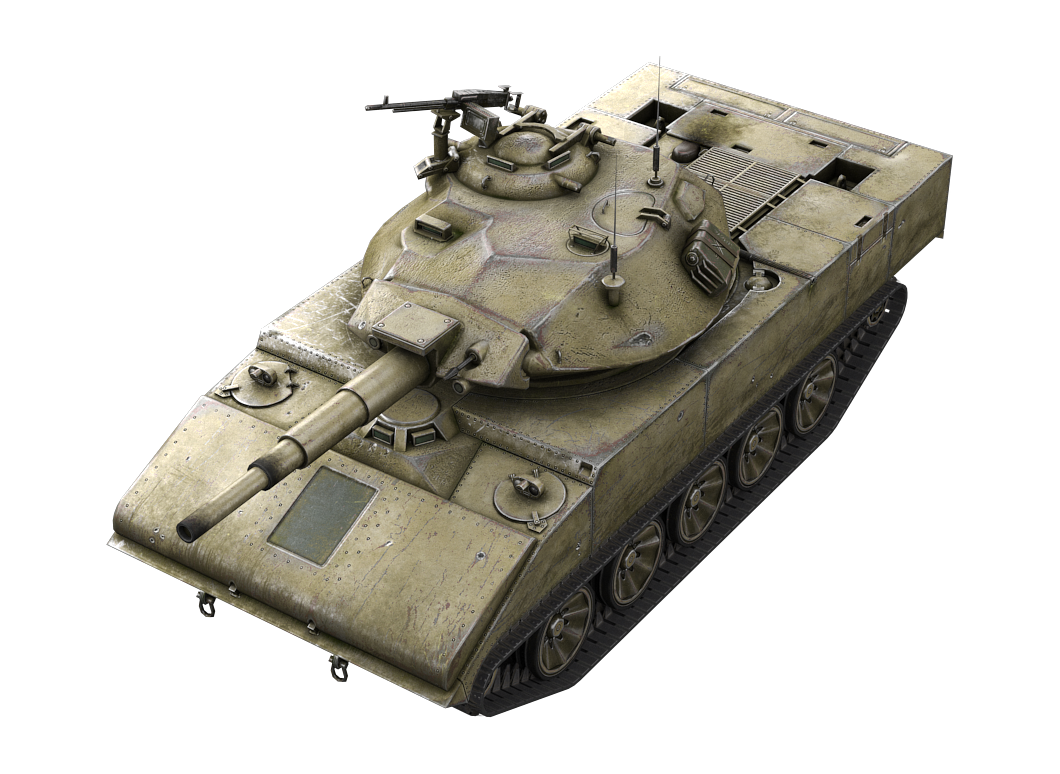 XM551 Sheridan в World of Tanks Blitz