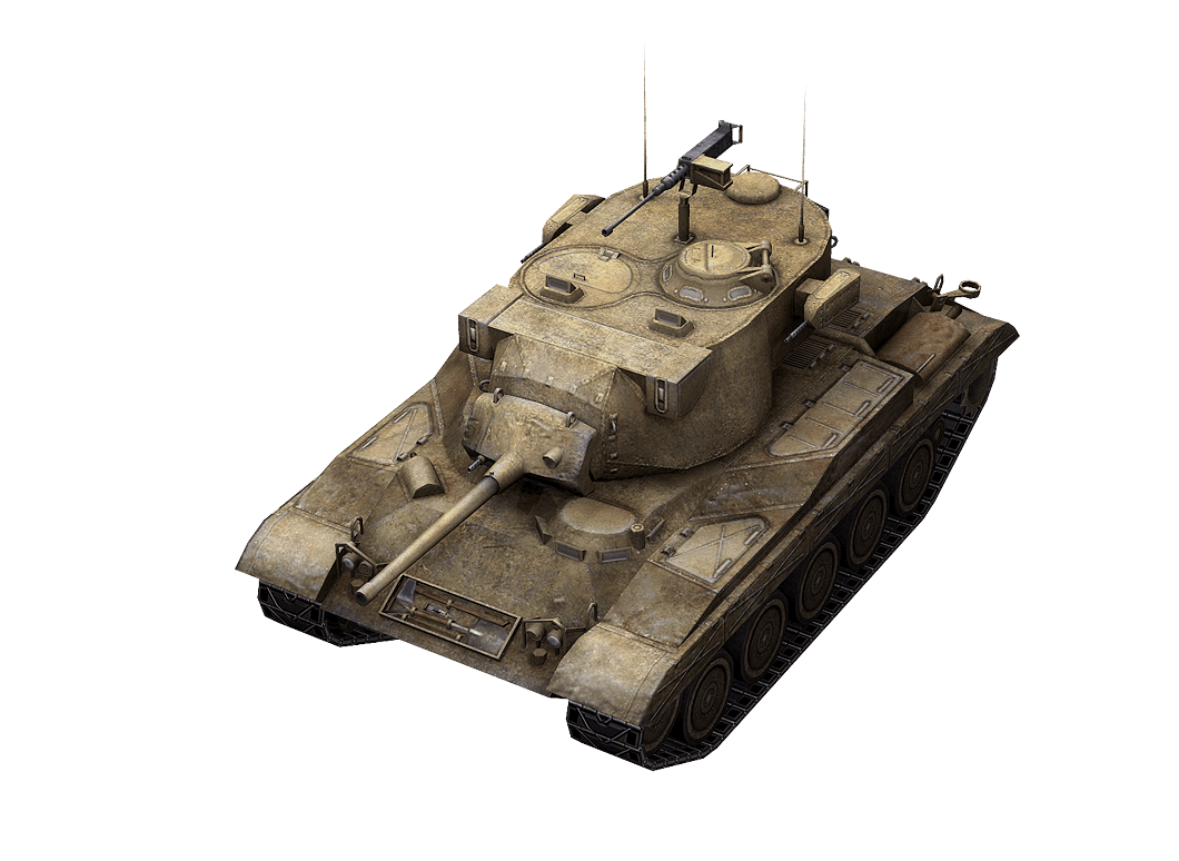 T37 в World of Tanks Blitz