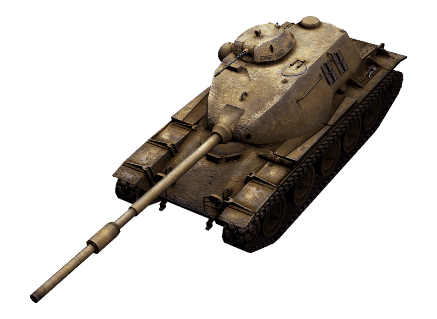 T95E6 в World of Tanks Blitz