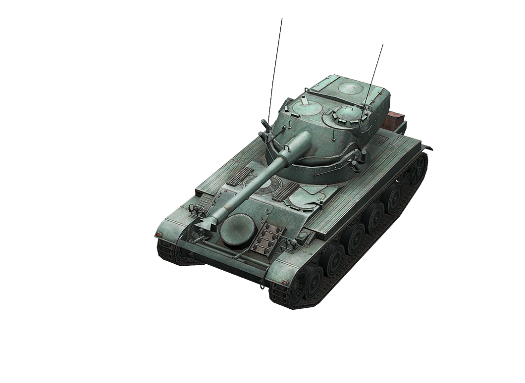AMX 13 75 в World of Tanks Blitz