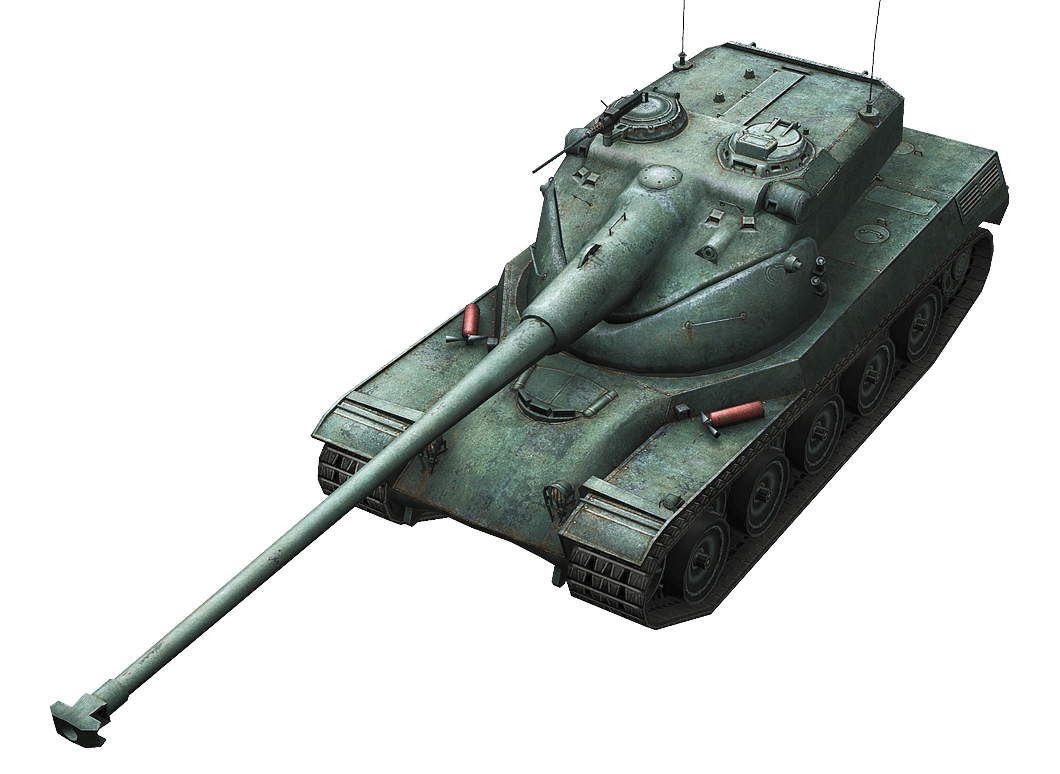 AMX 50 B в World of Tanks Blitz