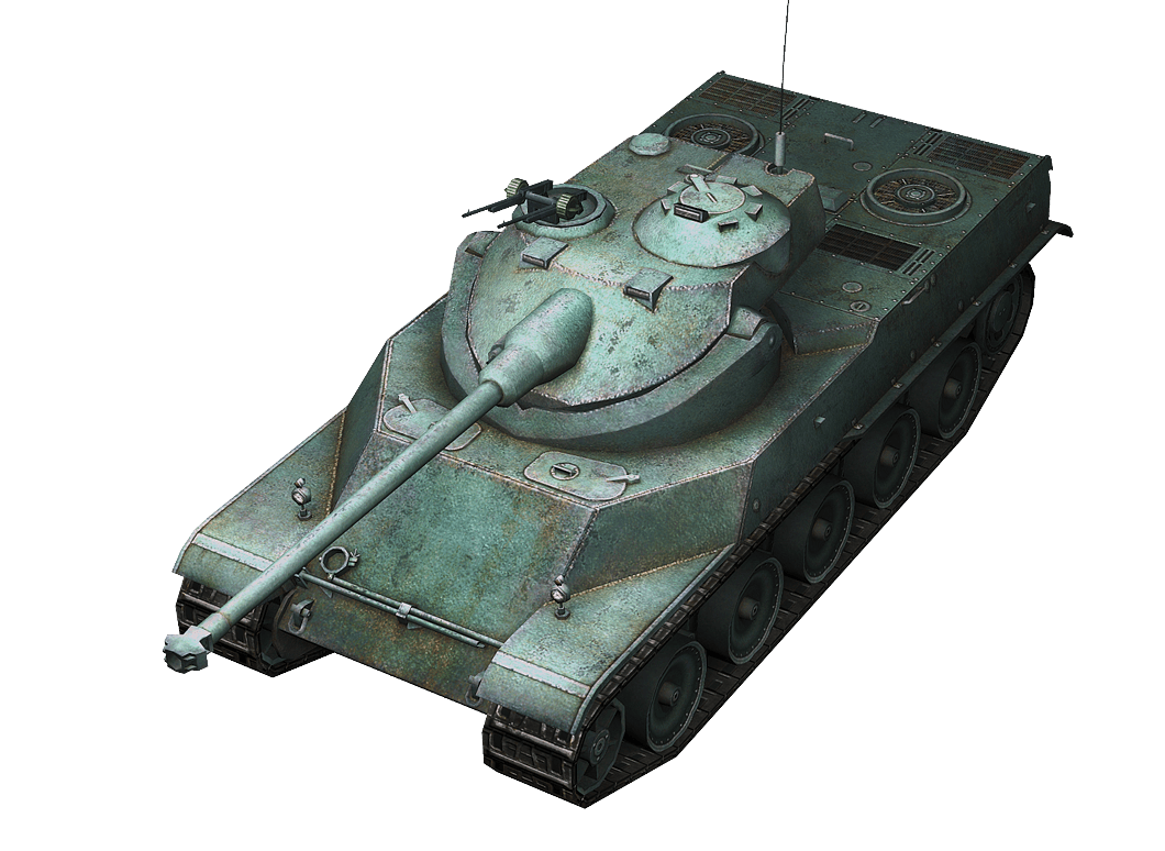 AMX 50 100 в World of Tanks Blitz