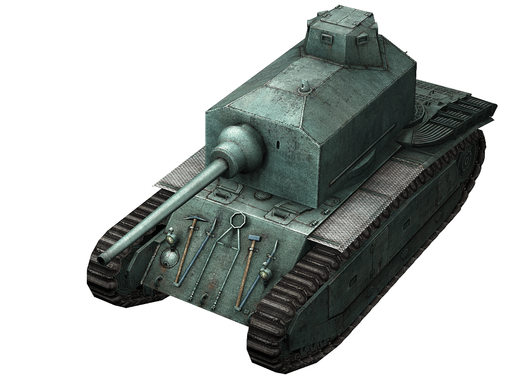 ARL 44 в World of Tanks Blitz