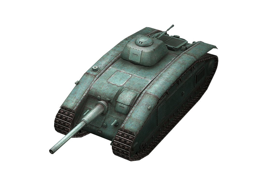 ARL V39 в World of Tanks Blitz