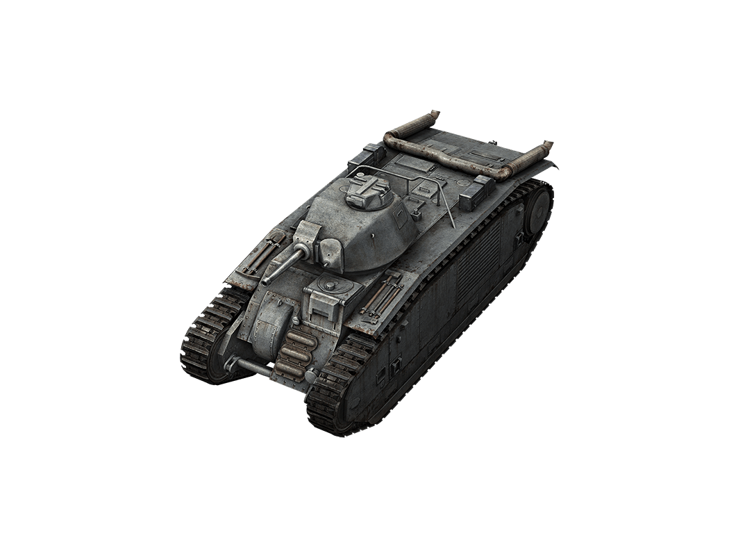 Pz.Kpfw. B2 740 (f) в World of Tanks Blitz