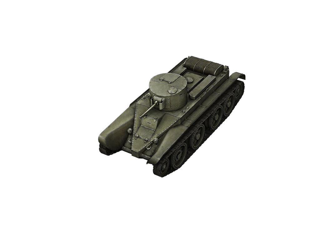 БТ-2 в World of Tanks Blitz