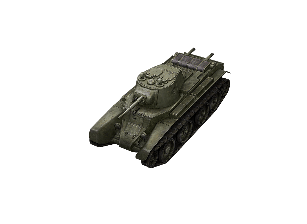 БТ-7 в World of Tanks Blitz
