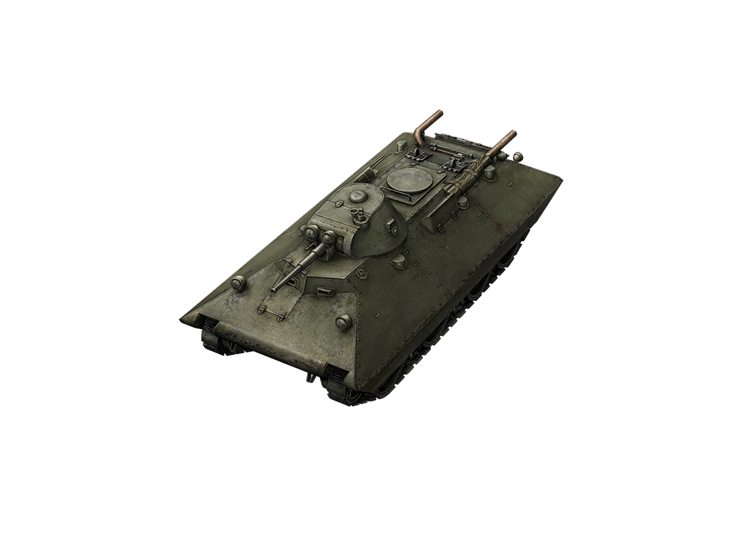 БТ-СВ в World of Tanks Blitz