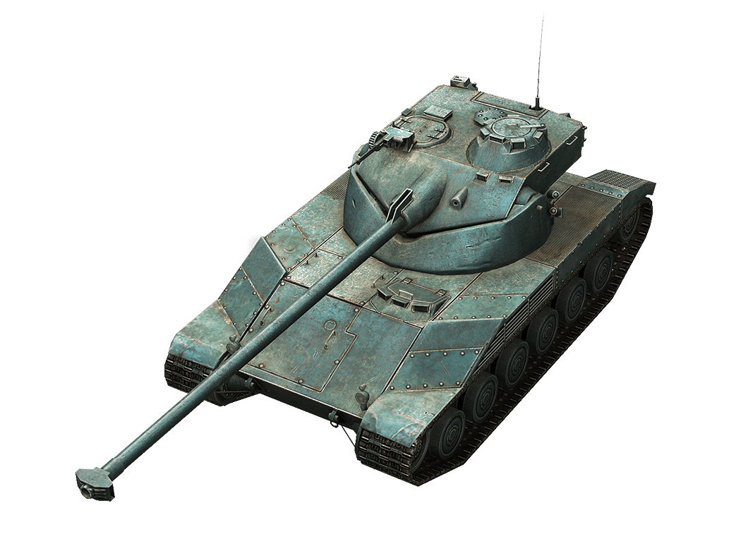 Bat.-Châtillon 25 t в World of Tanks Blitz