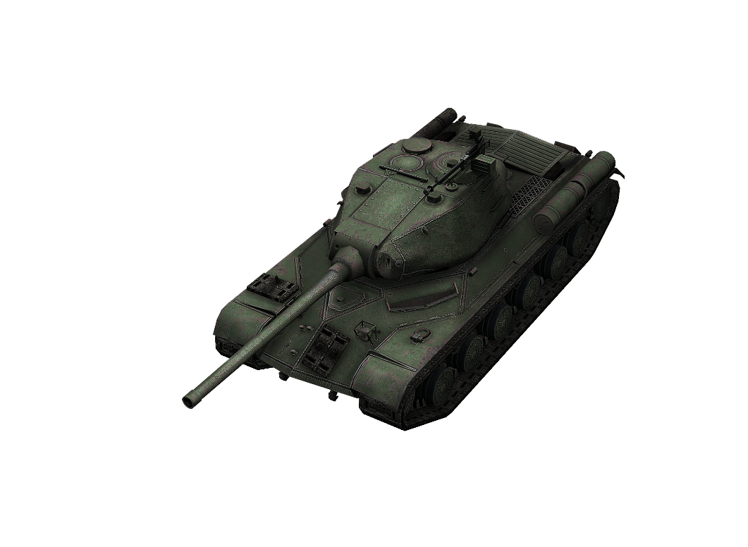 WZ-110 в World of Tanks Blitz