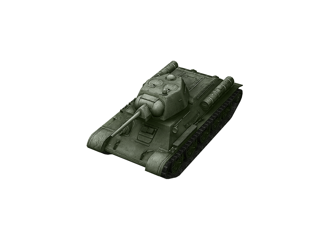 Type T-34 в World of Tanks Blitz