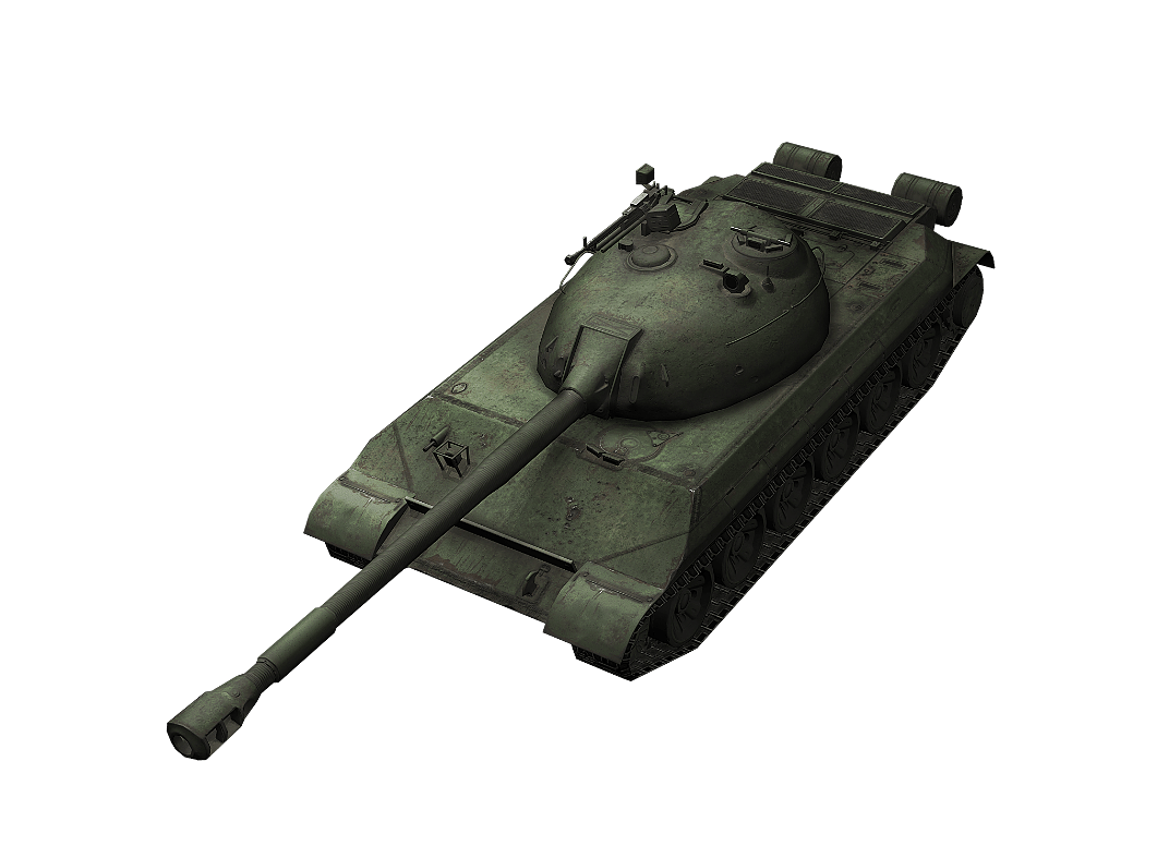 WZ-113 в World of Tanks Blitz