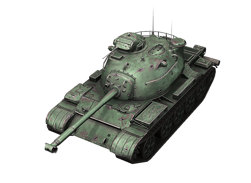 59-Patton в World of Tanks Blitz