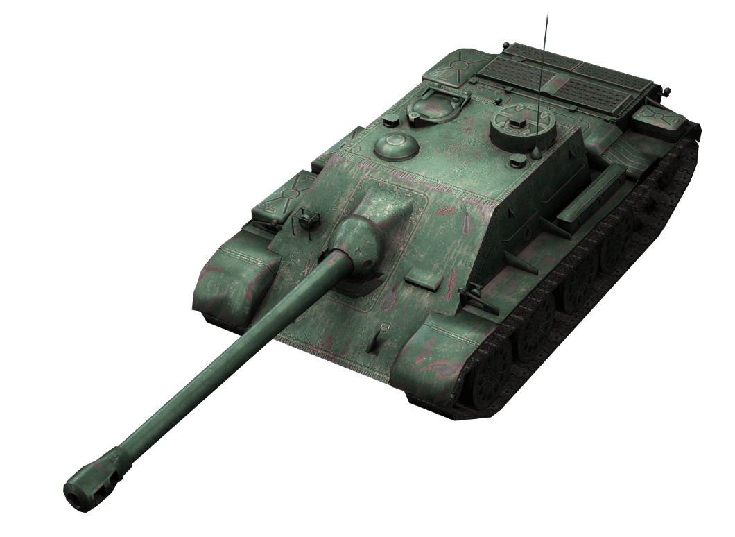 T-34-2G FT в World of Tanks Blitz