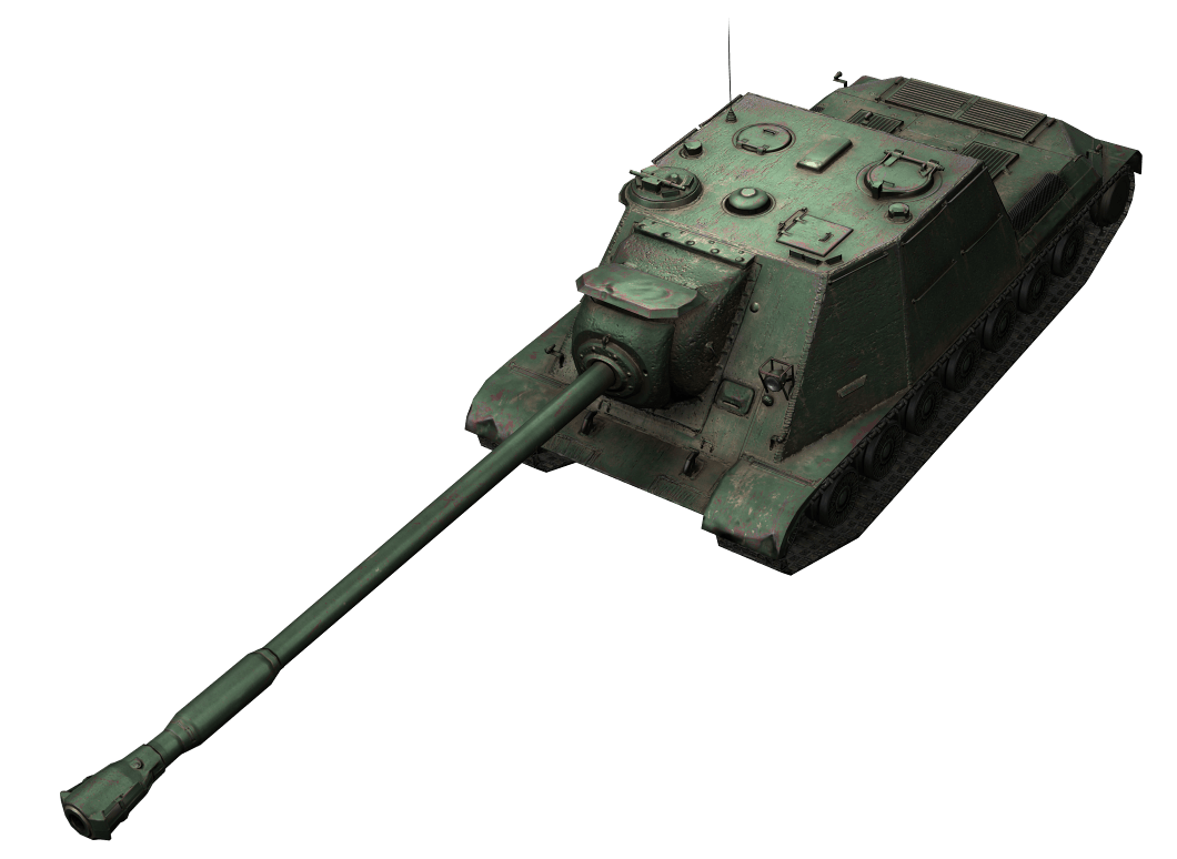 WZ-111G FT в World of Tanks Blitz