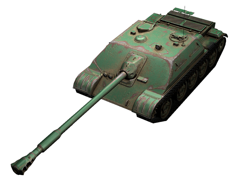 WZ-120-1G FT в World of Tanks Blitz