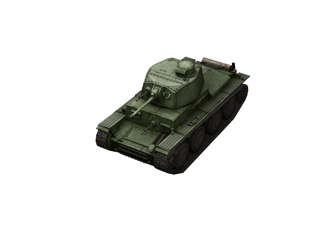 LT vz. 38 в World of Tanks Blitz