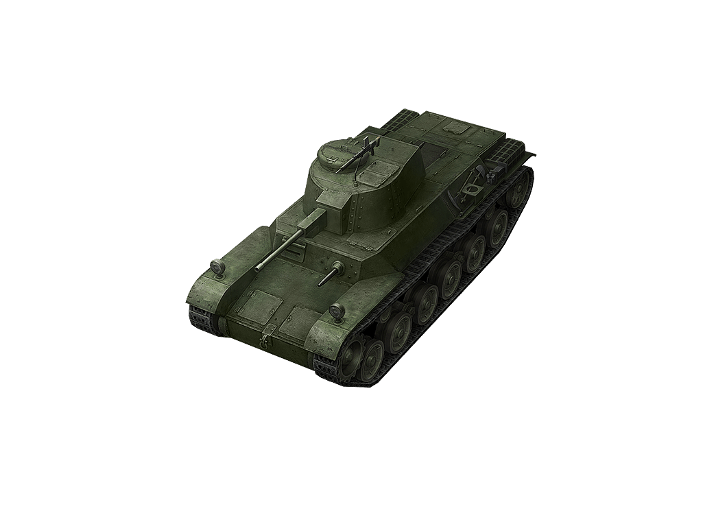 Type 1 Chi-He в World of Tanks Blitz