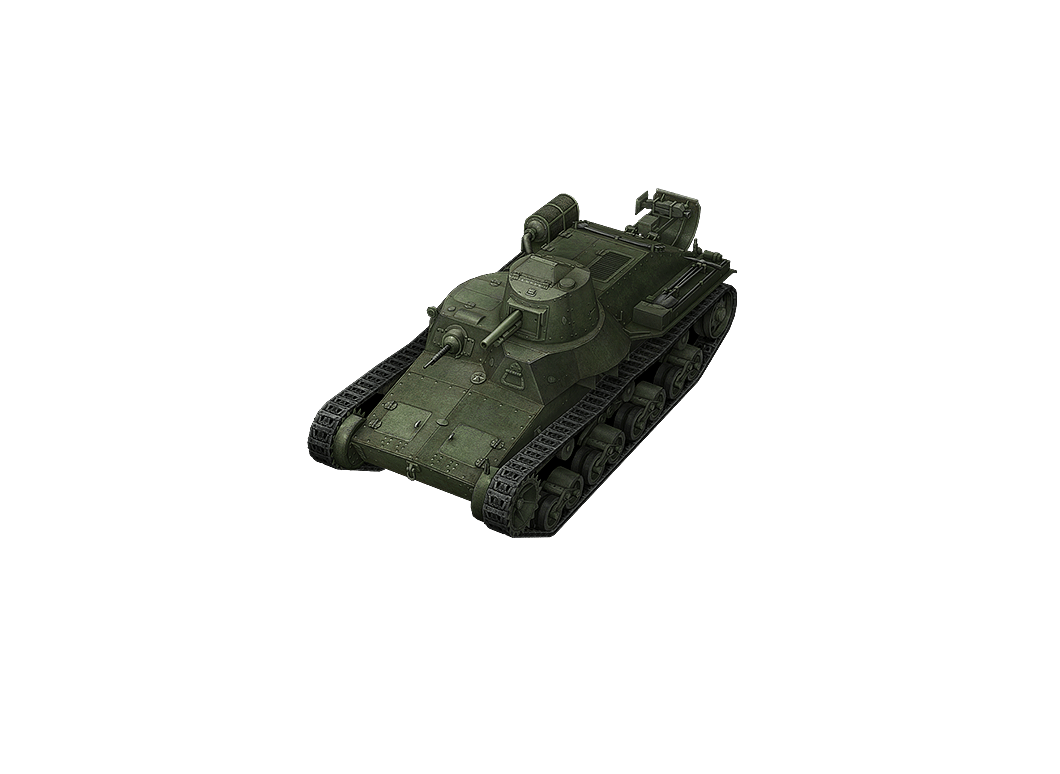 Chi-Ni в World of Tanks Blitz