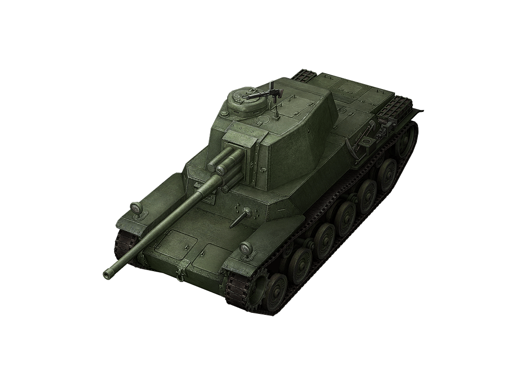 Type 3 Chi-Nu Kai в World of Tanks Blitz