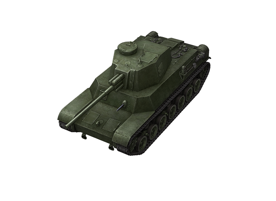 Type 4 Chi-To в World of Tanks Blitz