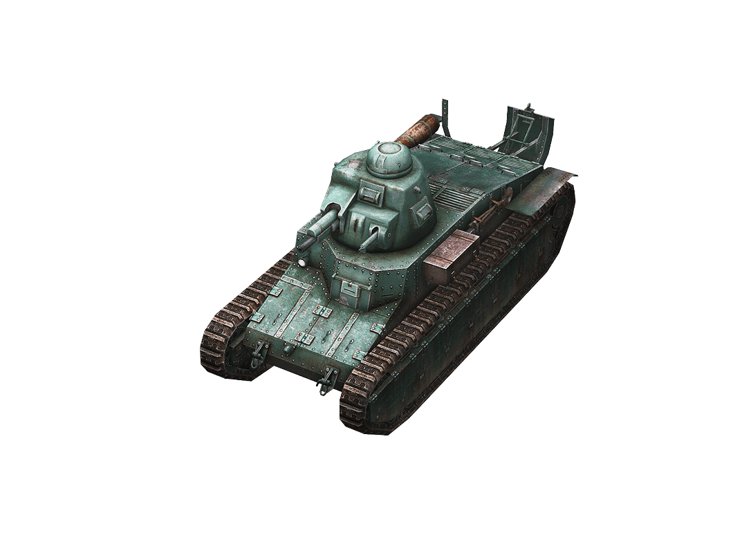 D1 в World of Tanks Blitz