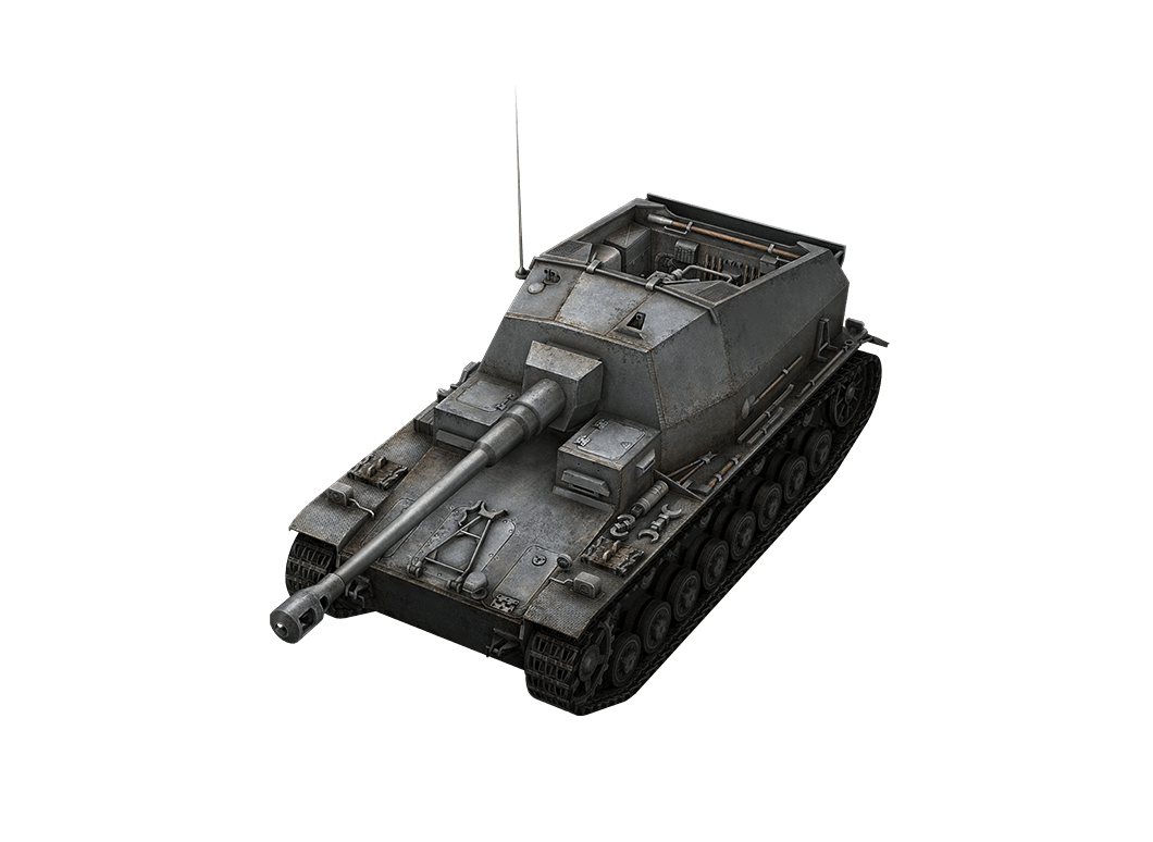 Dicker Max в World of Tanks Blitz