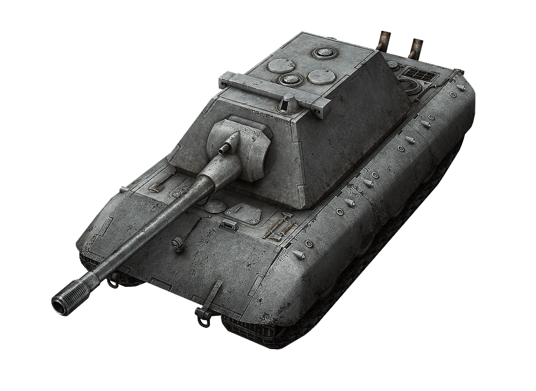 E 100 в World of Tanks Blitz