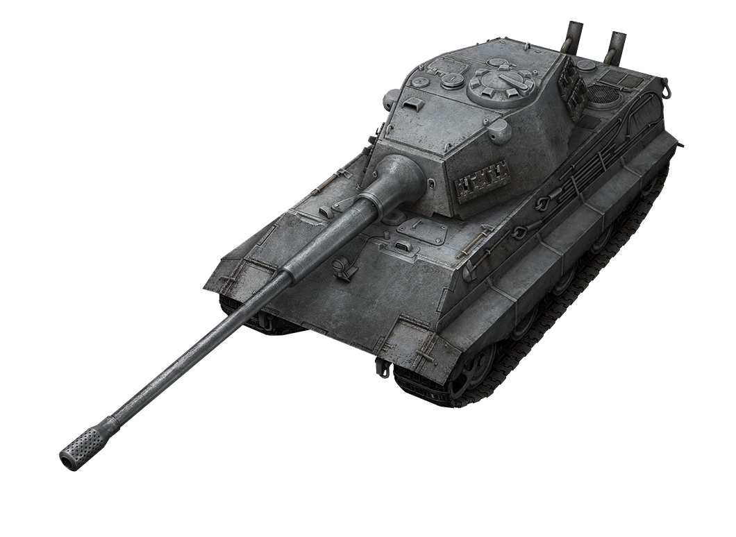 E 75 в World of Tanks Blitz