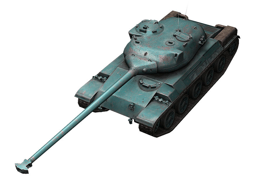 AMX 30 1er prototype в World of Tanks Blitz