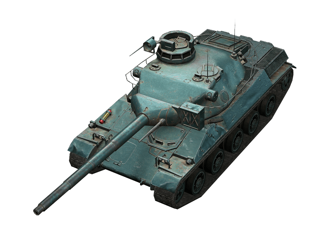 AMX 30 B в World of Tanks Blitz
