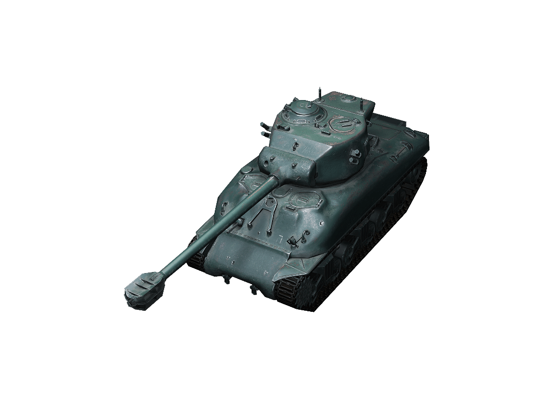 M4A1 Revalorisé в World of Tanks Blitz