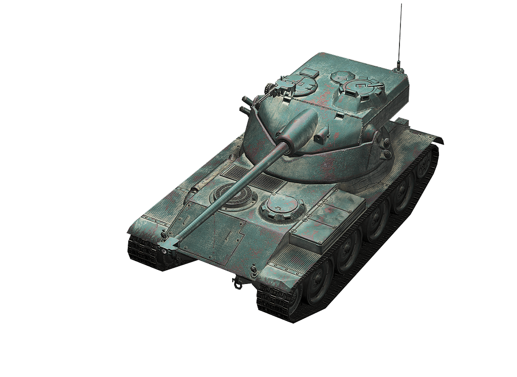 Bat.-Châtillon 25 t AP в World of Tanks Blitz