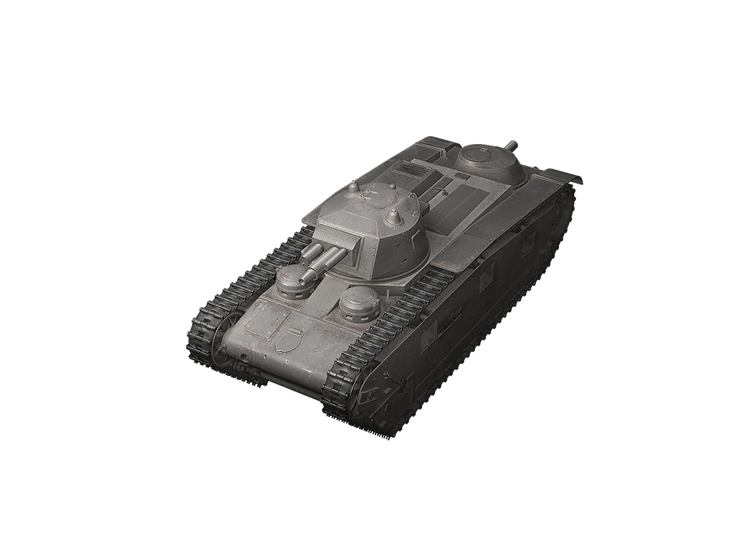 Großtraktor - Krupp в World of Tanks Blitz
