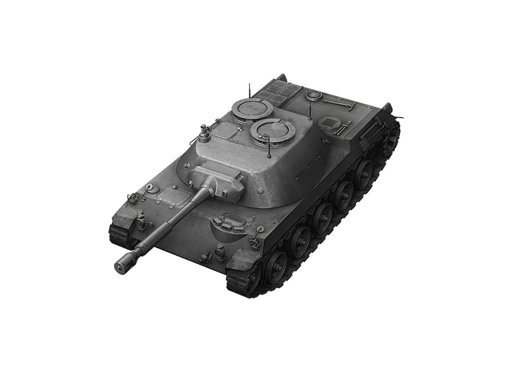 Spähpanzer Ru 251 в World of Tanks Blitz
