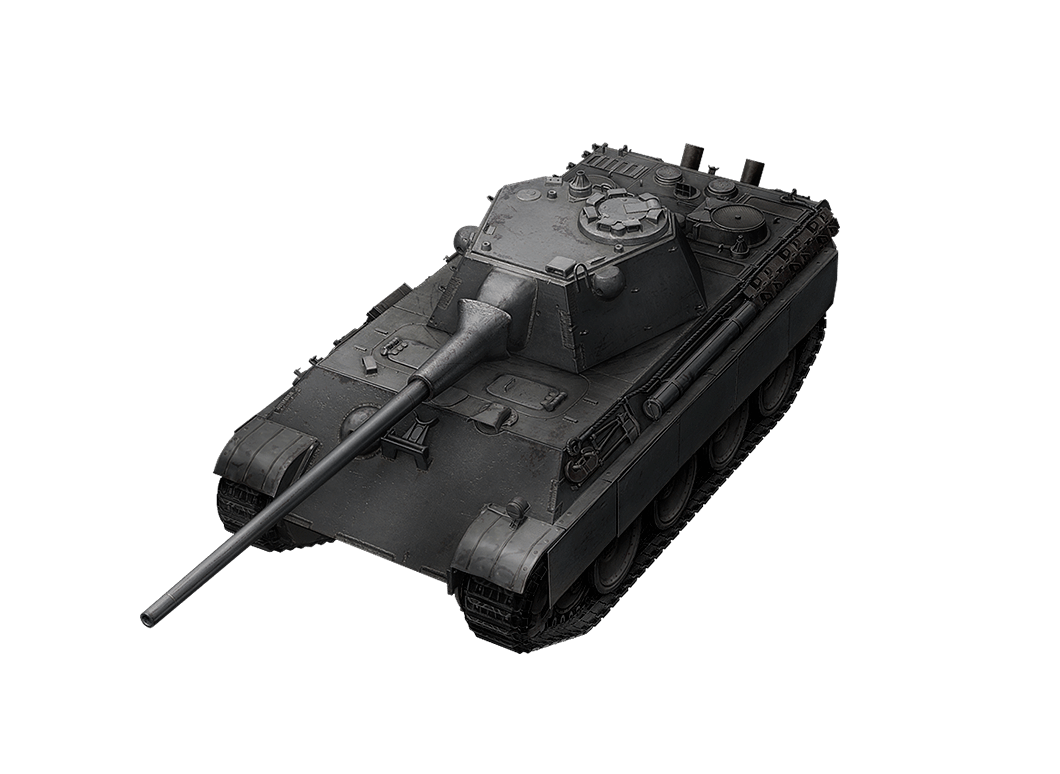 Panther mit 8,8 cm L/71 в World of Tanks Blitz
