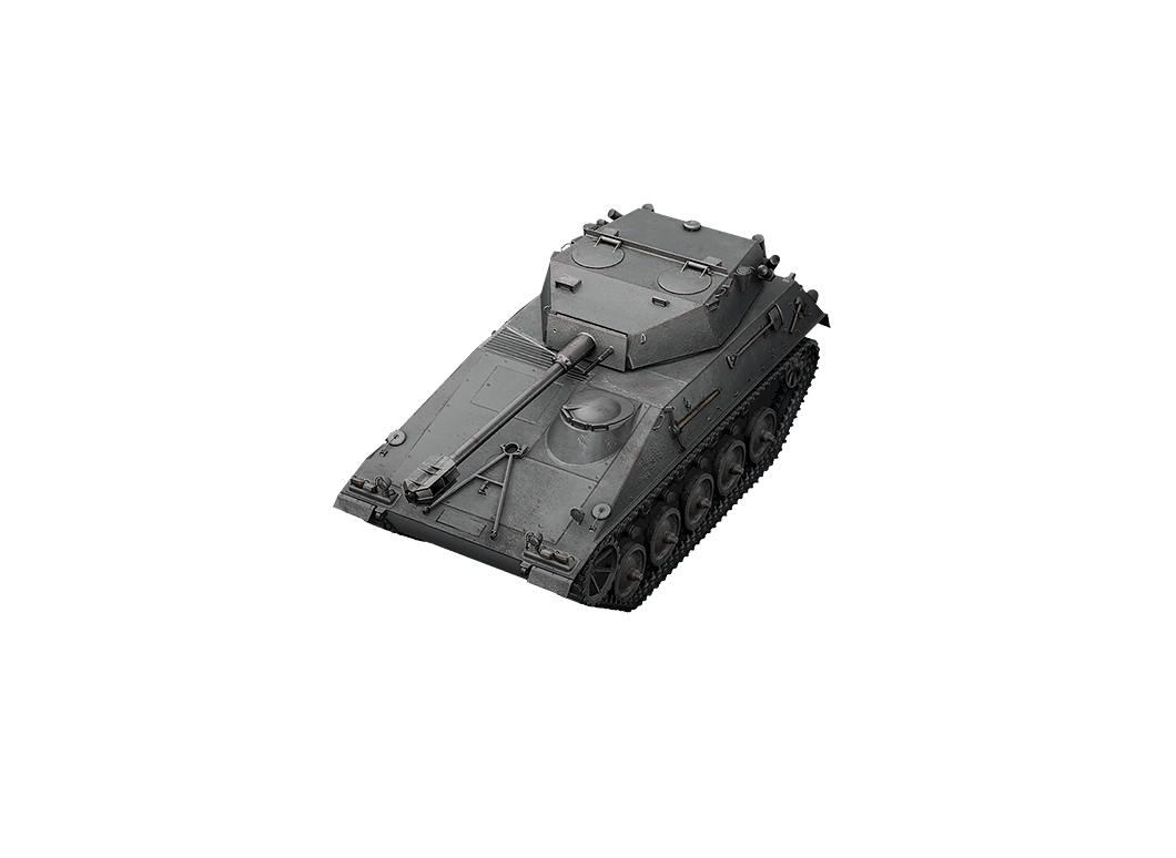 Spähpanzer SP I C в World of Tanks Blitz