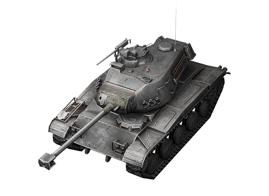 leKpz M 41 90 mm в World of Tanks Blitz