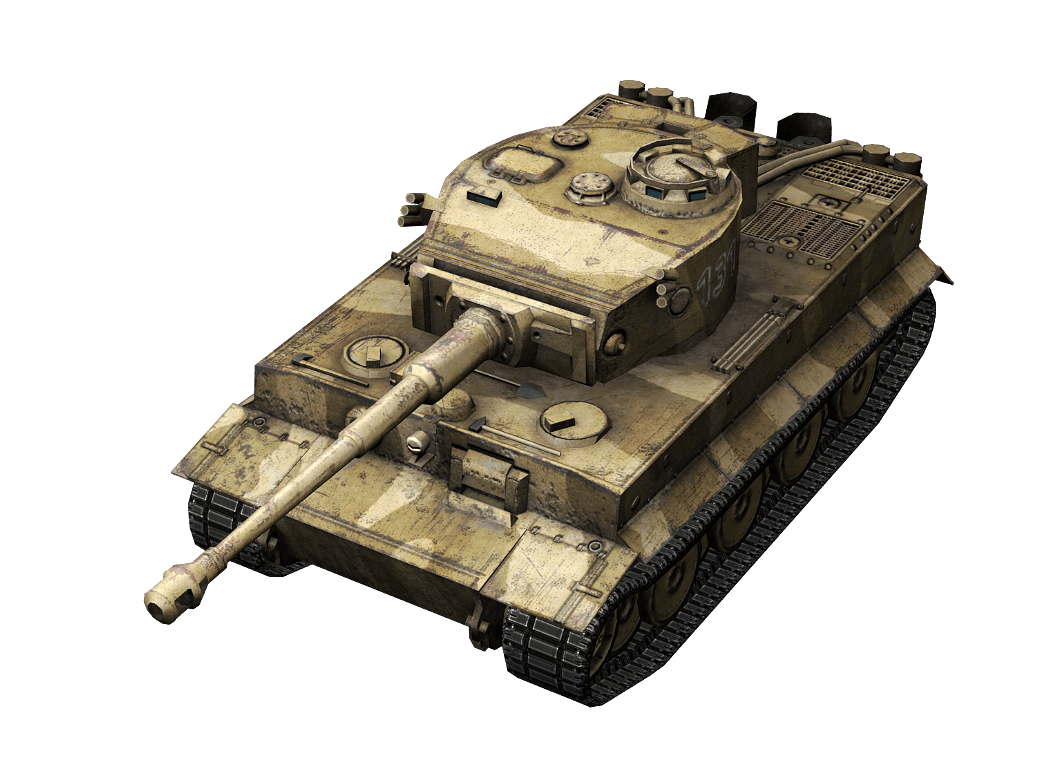 Tiger 131 в World of Tanks Blitz