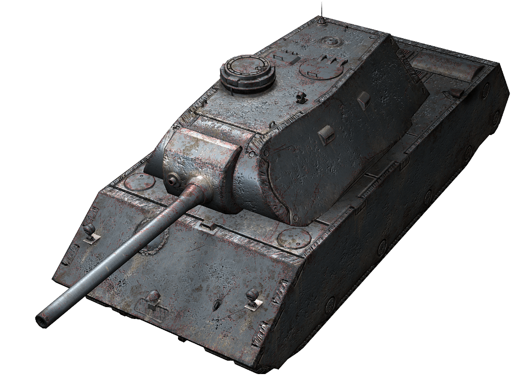 VK 168.01 (P) в World of Tanks Blitz