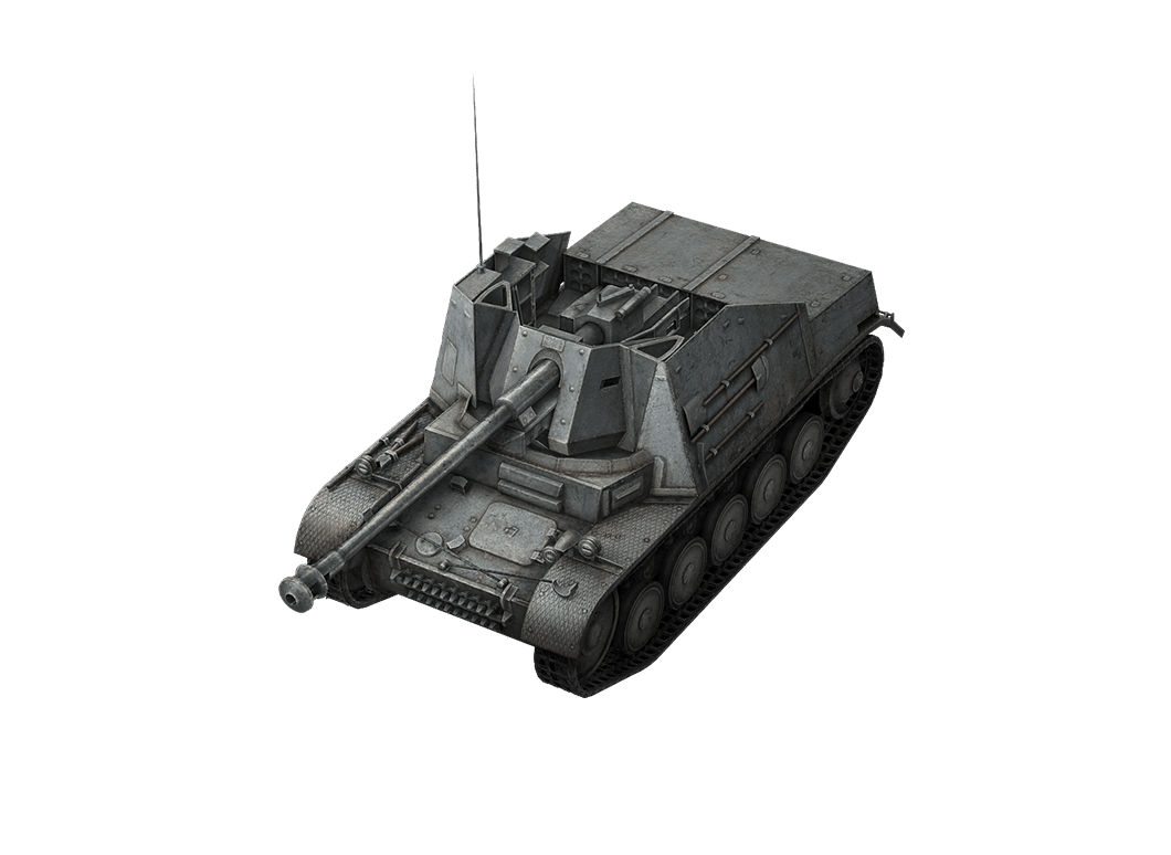 Marder II в World of Tanks Blitz