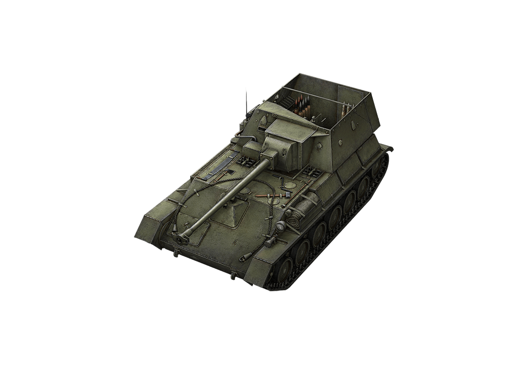 СУ-85Б в World of Tanks Blitz