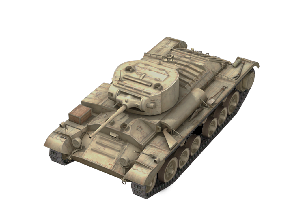 Valentine Mk. IX в World of Tanks Blitz