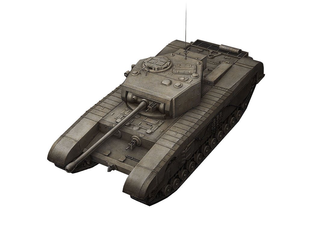 Black Prince в World of Tanks Blitz