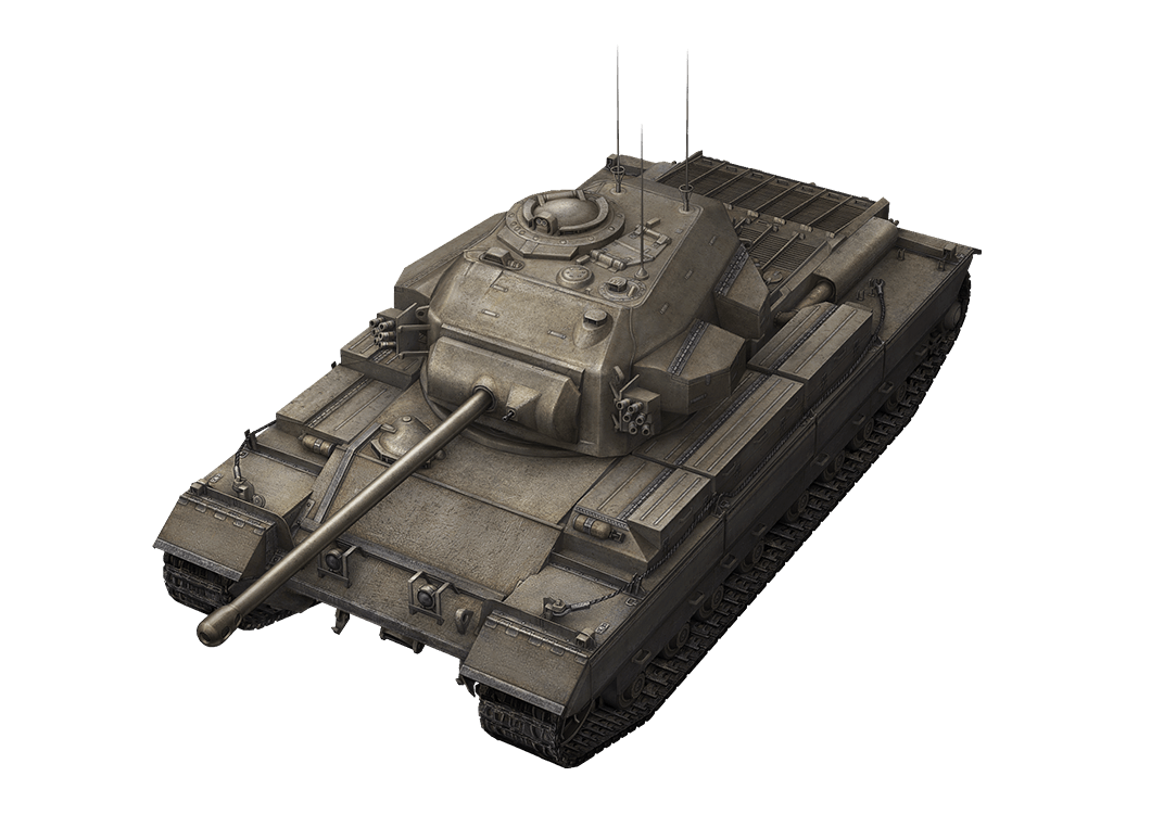 Caernarvon в World of Tanks Blitz