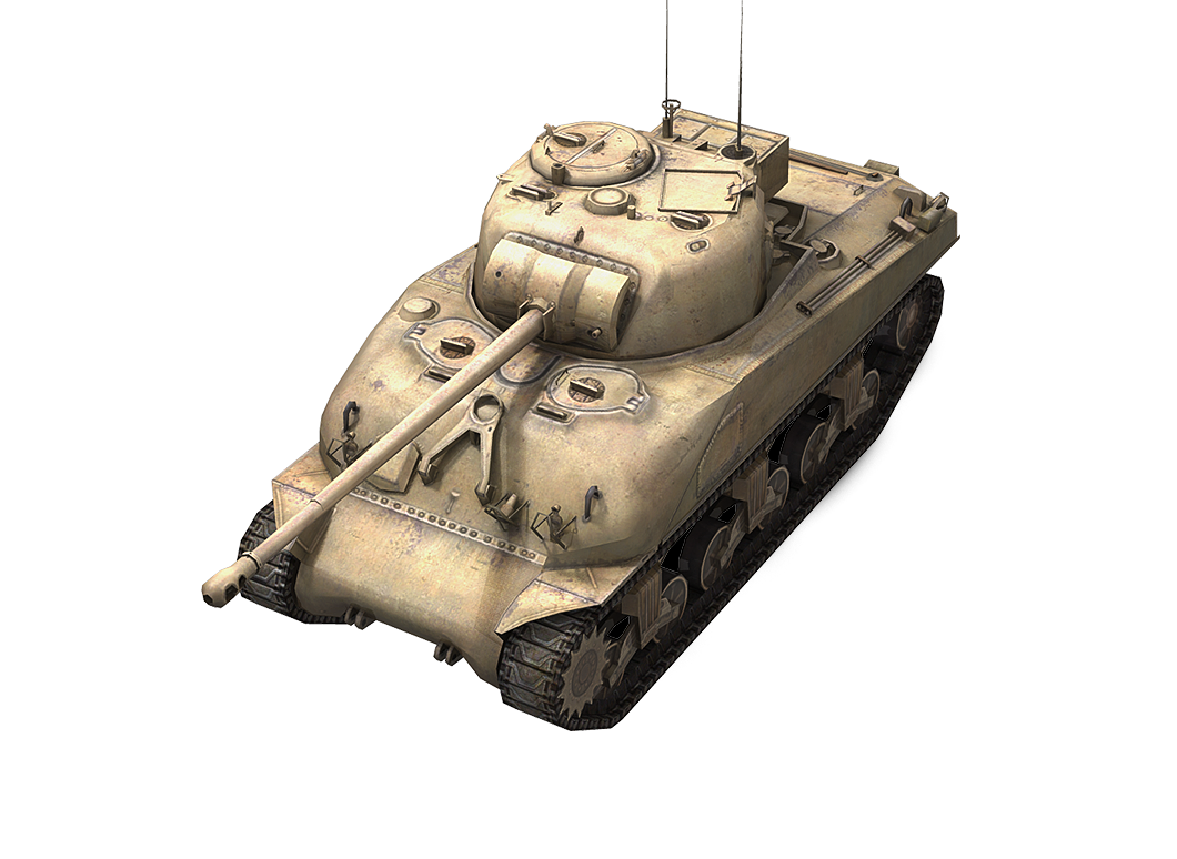Sherman Firefly в World of Tanks Blitz